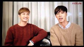 [Offshot] TVXQ! For InStyle Magazine