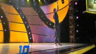 So You Think You Can Dance- chris koehl solo_your gonna make it