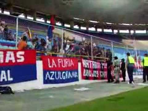 """Brujos Chaimas Arrechos"" Barra: Guerreros Chaimas • Club: Monagas"