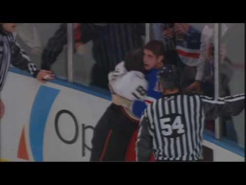 Brandon Dubinsky vs. Drew Miller