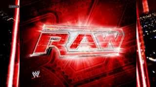 2006-2009: WWE Monday Night RAW theme song (...To Be Loved-Papa Roach) ᴴᴰ + DL