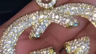 e4d43737d Unboxing A Gucci Burnished Silver-tone Swarovski Crystal Necklace From  Mrporter.com. 2:12 192 kbps 3.02 MB Play Descargar. Gucci Pendant - Shine  Test