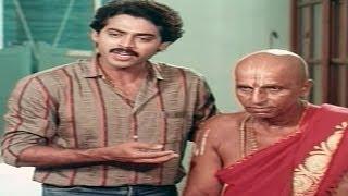 Swarna Kamalam Movie || Venkatesh Emotional Dialogues || Venkatesh,Bhanupriya