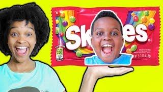 CANDY vs SHILOH! - Shasha and Shiloh - Onyx Kids