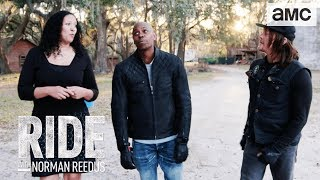 Download Youtube: 'St. Helena Island, S.C. with Dave Chappelle' Talked About Scene Ep. 202 | Ride With Norman Reedus