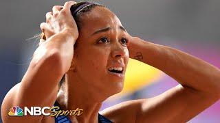 Katarina Johnson-Thompson's golden heptathlon moments   NBC Sports
