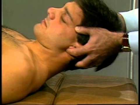 Дорсопатия шейного грудного отдела позвоночника