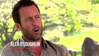 Alex OLoughlin Explains Why Hell Never Leave Hawaii