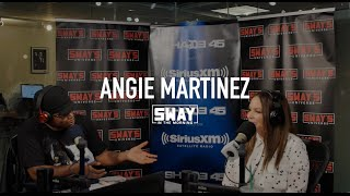 "Angie Martinez Candidly Speaks on ""My Voice,"" Relationship with Jay Z & the Evolution of Hip Hop"