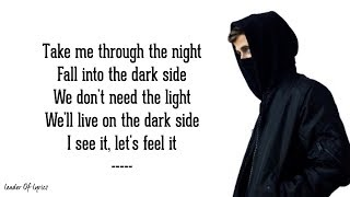 Alan Walker   DARKSIDE (Lyrics) Ft. AuRa & Tomine Harket