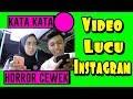 VIDEO LUCU INSTAGRAM : KATA KATA HORROR CEWEK || aa.iyo vidgram