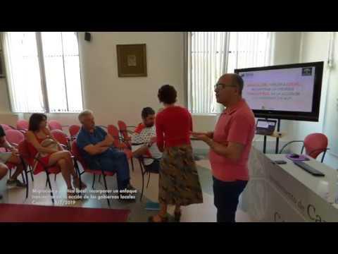 Proyecto sobre migración y política local - FAMSI