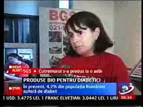 Purificator de sânge în diabet