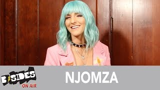 B Sides On Air: Interview   Njomza Talks 'Vacation', Early Music
