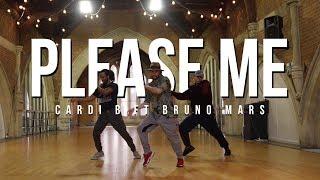 Cardi B & Bruno Mars - Please Me / Tobias Ellehammer Choreography
