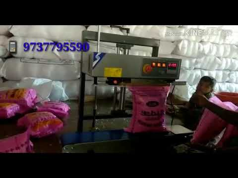 Agro Pouch Packing Machine