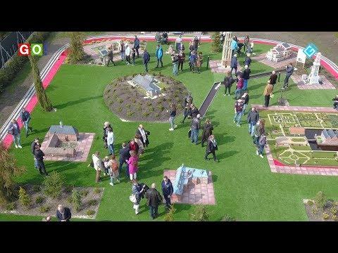Miniatuurpark 'Het Grootse Noorden' bij landgoed Tenaxx  geopend - RTV GO! Omroep Gemeente Oldambt
