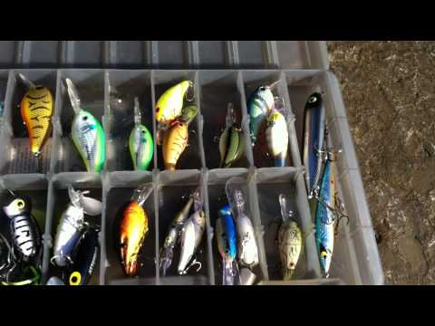 Bass Fishing Tackle Box Setup … What To Have In Your Tackle Box For Bass Fishing!!!!!