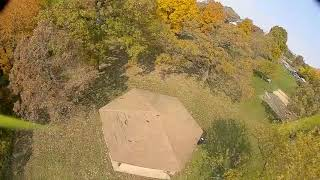 DJI FPV FALL FREESTYLE
