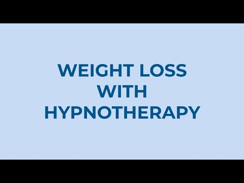 Hypnotherapy & weight loss