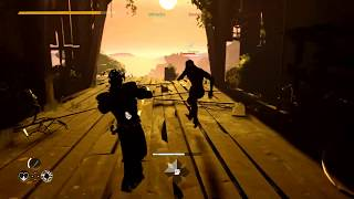 [Absolver] What is best in life? To crush your enemies, to see them driven before you!
