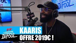 Kaaris offre 2019€ et parle de l'octogone ! #MorningDeDifool
