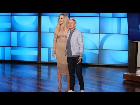 Ellen Keeps Up with the Best Kardashian Moments