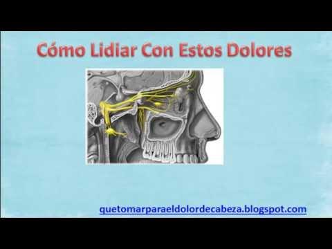 Producciones punto de sanguijuelas en osteocondrosis