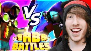 PRESTONGAMEZ VS TANQR! [Reaction] Roblox RB Battles Championship