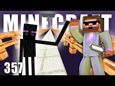 OCHRANNÝ PLOT V NETHERU | Minecraft Let's Play #357