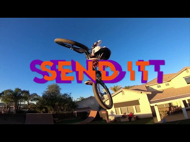 Steve Aoki & Will Sparks -  Send It - STEVE AOKI