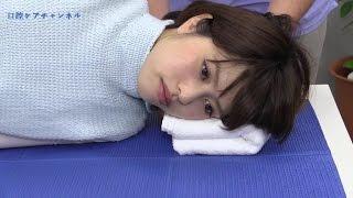 寝たきりの人の痰を出しやすくする体位変換