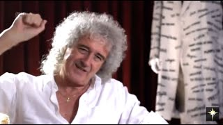 Brian May from