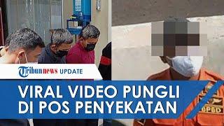 Viral Video Pungli oleh Oknum Satpol PP & BPBD di Pos Penyekatan, Modus Pisahkan Diri dari Rombongan