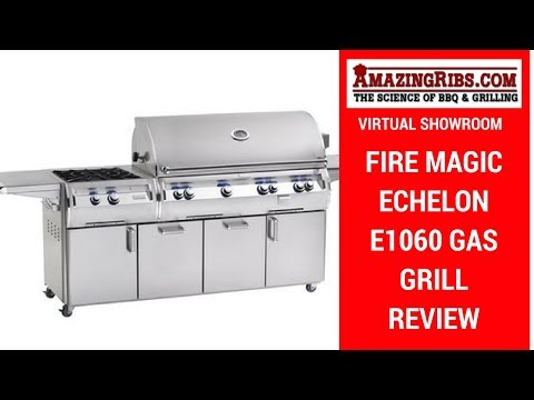 Fire Magic Echelon E1060 Gas Grill Review You Should Watch Commercial Free