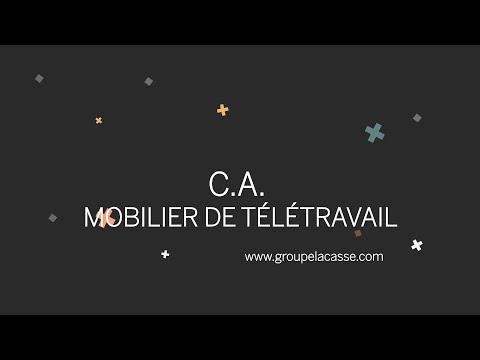 C.A. - Mobilier pour le télétravail