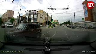 Как тульские водители нарушают ПДД