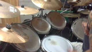 "Drum Cover - 3 inches of Blood ""Storming Juno Beach"""