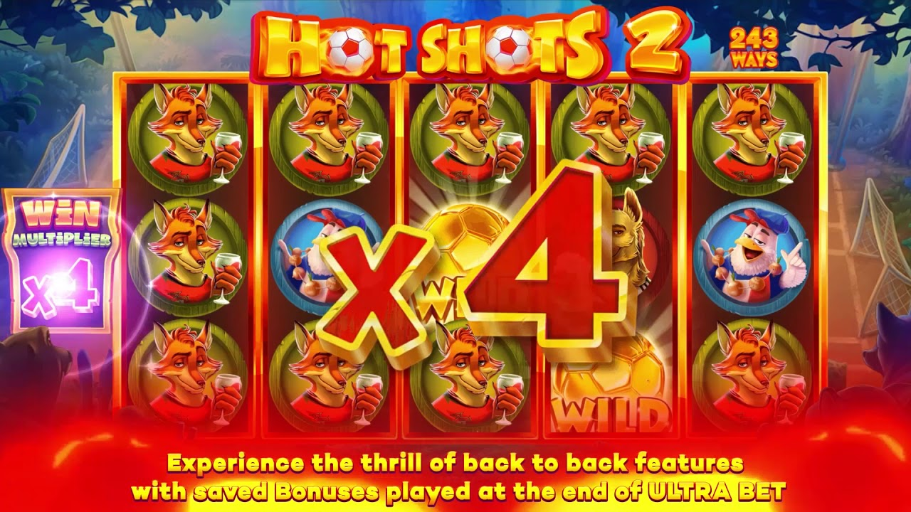 iSoftBet- Hot Shots 2 Ultrabet