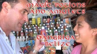 preview picture of video 'Magic Potions and Protective Amulets - Dangriga, Belize'