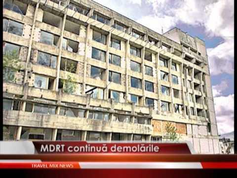 MDRT continua demolarile