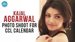 Kajal Aggarwal Photo Shoot For CCL Calendar   CCL Brand Ambassador