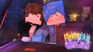 """Minecraft Fairy Tail Origins   """"FALLING IN LOVE!"""" #23 (Minecraft Roleplay)"""