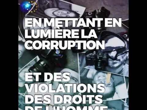 Journée internationale de la fin de l'impunité pour les crimes commis contre les journalistes
