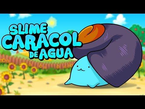¡SLIME CARACOL DE AGUA! | Slime Evolution