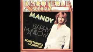 Barry Manilow -- Something's comin'up (vinile 1975)