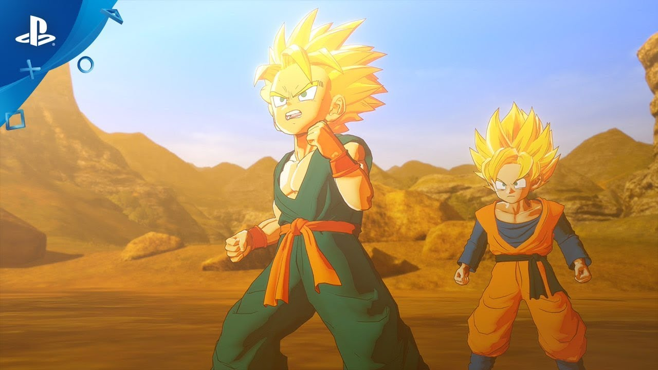 Dragon Ball Z Kakarot Blasts Onto Ps4 January 17 Playstation Blog