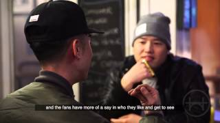 IN SEOUL: Episode 3, Snacky Chan and American vs. Korean Hiphop