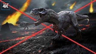 Астероид не при чем. Настоящая причина вымирания динозавров.