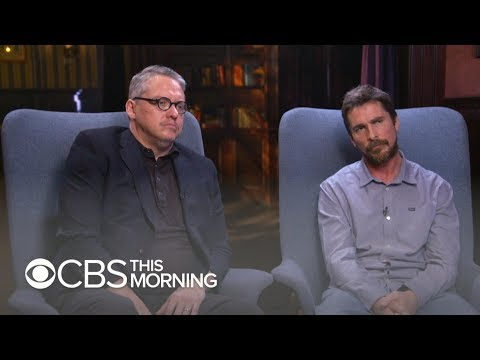 Christian bale and adam mckay talk  quot vice  quot  dick cheney  39 s rise to power